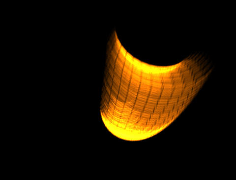 Golden Crescents Animation