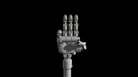 Mechanical Hand 2