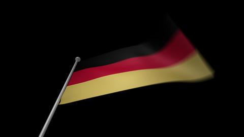 Germany Flag Animation