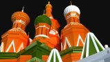 Russia - St Basil Cathedral 3D Modell