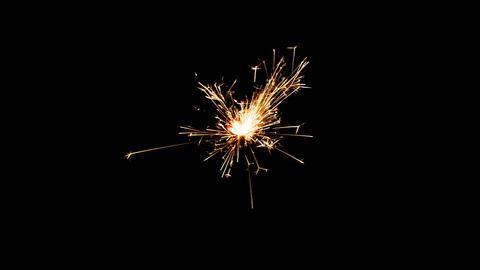 Sparkles Stock Video Footage