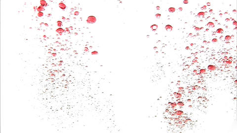 Water Droplets Across Stock Video Footage