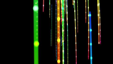 Fibre Optics Data Download Stock Video Footage