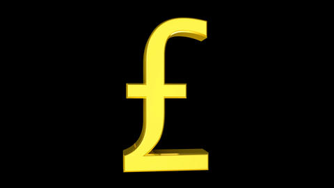 Pound Sterling Stock Video Footage