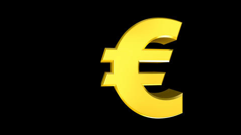 Euro Wipe Stock Video Footage
