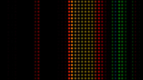 Leds lights Animation