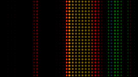 Leds lights Animation