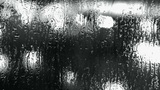 Water droplets on windows,Grilles,ice,Water vapor Footage