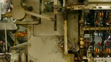 Reeling machine and Textile machine in operation Footage