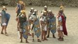 roman gaul fight 01 Footage