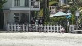 San Diego California 11 heat mirage Footage