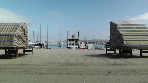 San Diego Mission Bay 12 Stock Video Footage