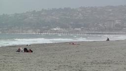 San Diego Mission Bay Beach 02 Footage