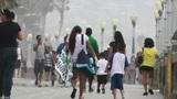 San Diego Mission Bay Beach 10 Footage