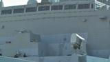 San Diego US Naval Base USS San Diego LPD22 battleship 03 Footage