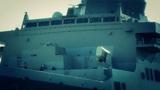 San Diego US Naval Base USS San Diego LPD22 battle Footage
