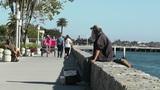 San Diego Wharf 01 Footage