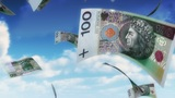 Money from Heaven - PLN (Loop) Animation