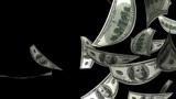 Falling Dollars (Loop + Matte) Animation