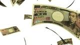 Falling Yen (Loop on White) Animation