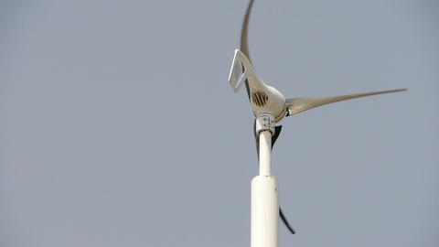 Wind turbine and new power energy Footage