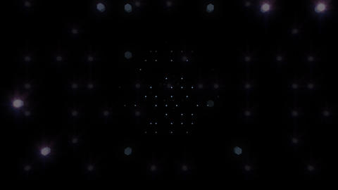 LED Light Space Hex 4s E HD Animation