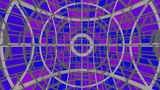 Technical kaleidoscope Animation