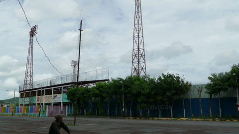 Stadium Roberto Clemente Live Action