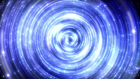 LED Light Tunnel 7c B 5 4 K CG動画素材
