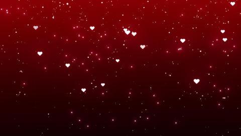 Valentine's Day Background Animation