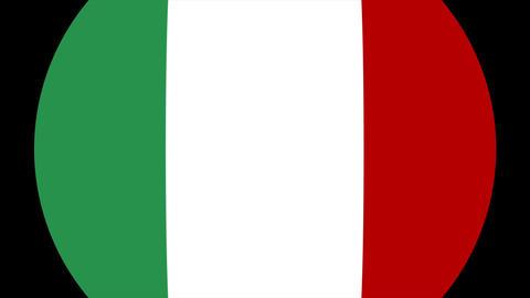 Italy Alpha-4K MP4 Animation