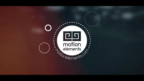 Short Logo Animation After Effects Template