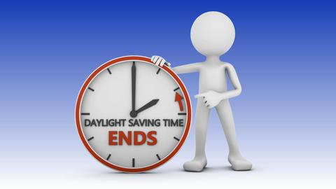 Daylight saving time 04 Animation