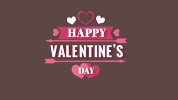 My Valentine Text After Effects Template