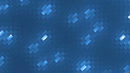 Vj Abstract Blue Bright Mosaic Animation