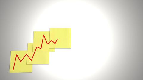 Economy Concept Background Footage