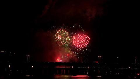 Seoul Fireworks Festival, Korea Filmmaterial