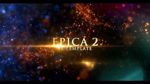 EPICA 2 After Effects Template