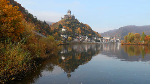 Cochem, Germany Footage