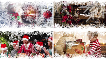 AE Templates Christmas/New Year/Slideshows/Footage 0