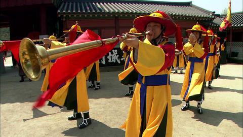 Korean Cultural Properties Suwon Hwaseong Fortress 영상물