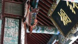 Chinese ancient building,Antique lanterns,carved-beams & painting-houses Footage