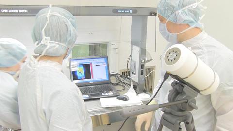 modern laboratory Stock Video Footage
