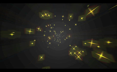 Warp-orange Stock Video Footage