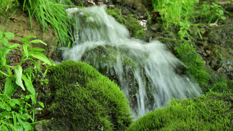 water stream Stock Video Footage