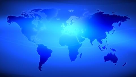 Earth4 - video background loop Stock Video Footage
