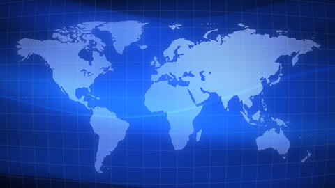 Earth1 - video background loop Stock Video Footage
