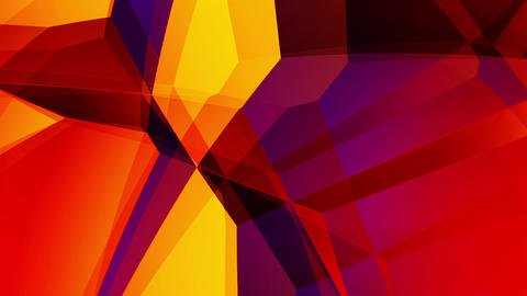 Holmes - Faceted Texture Video Background Loop Stock Video Footage
