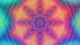 Kailey - Colorful Kaleidoscopic Video Background Loop Animation