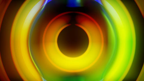 Plorrb - Mysterious Blobby Video Background Loop Stock Video Footage